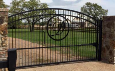residential gates