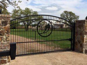 Automatic Gate Installation Houston